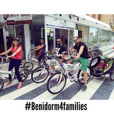 Estos chicos de #vitoria van a pasar una tarde alucinante en #benidorm con nuestras #taobike van a descubrir el Parque Natural de Serra Gelada y cada rincón de Benidorm!! #bicicletaselectricas #ecotourism #responsibletourism #benidorm4families #benidormnolimits #electricbikes #cyclehire