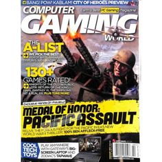 Cover Print of Computer Gaming World, February 2004 | $6.60