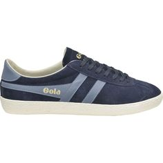 Gola Men's Specialist Sneakers | Navy/Slate Blue
