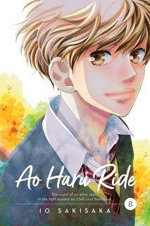 Viz Manga Releases For December 2019 Ao Haru Ride Blue Springs Ride Haru