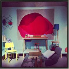 Chez Hartô, Maison & Objet 2014 © julie ansiau