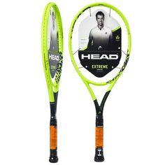 "Grip 2 STRUNG 265 g HEAD Graphene 360 EXTREME LITE Tennis Racquet 4-1//4/"""