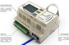Industruino  Arduino compatible industrial controller