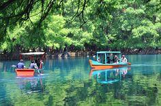 Lago de Camecuaro II - Tangancicuaro de Arista, Michoacan Mexico