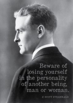 F. Scott Fitzgerald.  This Side of Paradise