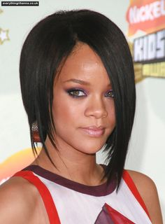 You too can have Rihanna's look with the help of hair extensions. Custom order sales@goldiloxhair.com or visit us online at www.goldiloxhair.com