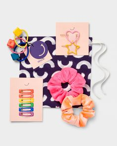 Candy Hair Gift Set