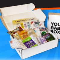 Get your hands on a free box of daily baby samples,
