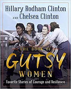 """Hillary Rodham Clinton and her daughter, Chelsea, share the stories of the gutsy women who have inspired them—women with the courage to stand up to the status quo, ask hard questions, and get the job done.She couldn't have been more than seven or eight years old. """"Go ahead, ask your question,"""" her father urged, nudging her forward. She smiled shyly and said, """"You're my hero. Who's yours?"""" Many people—especially girls—have asked us that same question over the years. It's one of our favorite… Chelsea Clinton, Vigan, Pdf Book, Got Books, Books To Read, Hillary Rodham Clinton, Clinton Foundation, Tough Love, Stories For Kids"""