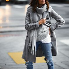 Outerwear Classics: Burberry