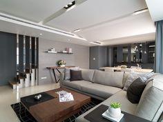 urban style HongKong & Taiwan interior design design of inside house