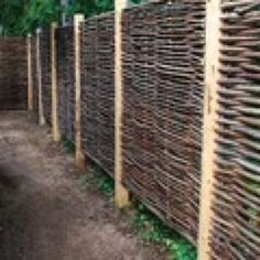 I love this fence.