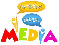The 12 C's of Social Media