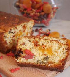Un breadicake pour le petit déjeuner ! Mélange savoureux de pain et de cake. L'avantage : pas de pousse ce qui le rend beaucoup plus facile à maîtriser (et rapide à faire). Complet, sain, sans gluten, il ravira vos petits déjeuners !