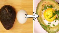 When An Avocado Meets An Egg | BuzzFeed - Yahoo Screen