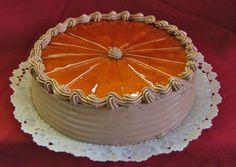 Dobos torta | Jakó Cukrászda Hungarian Recipes, Tiramisu, Birthdays, Cake, Ethnic Recipes, Desserts, Food, Anniversaries, Tailgate Desserts