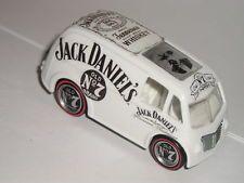Hot Wheels Jack Daniels Whiskey Rápido D-Libré Real Rider Caminhão Personalizado