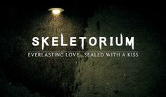 cool Skeletorium | Everlasting Love...Sealed With A Kiss | Check more at http://trendingvid.com/music-video/skeletorium-everlasting-love-sealed-with-a-kiss-2/