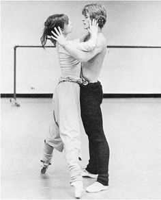 Mikhail Baryshnikov and Gelsey Kirkland - Ballet, балет, Ballerina, Балерина… Tango, Shall We Dance, Lets Dance, Jazz, Ballet Russo, Mikhail Baryshnikov, Dance Like No One Is Watching, Dance Movement, Tiny Dancer