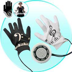 rogeriodemetrio.com: Piano Gloves eletrônico
