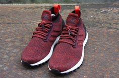 efdffa927a42c The adidas UltraBOOST ATR Mid Primeknit Reemerges in Fiery Red Adidas