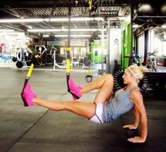 LOVE HER WORKOUTS! TRX Total Body Workout « Jenn-Fit Blog – Healthy Exercise | Healthy Food | Healthy Living