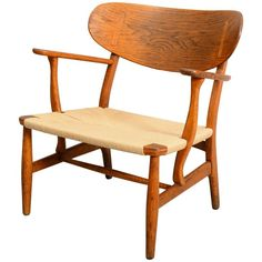 CH22 Chair by Hans J Wegner for Carl Hansen, Denmark, 1950 1