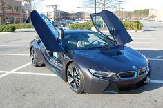 2015 BMW i8 — Road Tests & Photos