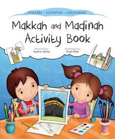 Kube Publishing  » Makkah and Madinah Activity Book