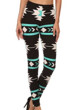 - Fitted legging. Elastic at waist. These higher waisted leggings are made with medium weight super stretch fabric allowing one size to fit most! Perfect for those all night study sessions in the libr