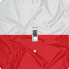 "Rikki KnightTM Poland Flag - Single Toggle Light Switch Cover by Rikki Knight. $13.99. The Poland Flag single toggle light switch cover is made of commercial vibrant quality masonite Hardboard that is cut into 5"" Square with 1'8"" thick material. The Beautiful Art Photo Reproduction is printed directly into the switch plate and not decoupaged which make these Light Switch Plates suitable for use in any room in the office, home, etc. etc.. These Light Switch Plates..."
