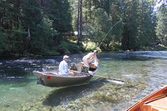 We pushed hard for Trout Unlimited's national show, 'On the Rise' stop by for some fishing on the upper Mckenzie River's wild trout management zone.