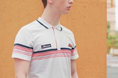 Ellesse Heritage Summer 2015 Collection Italian heritage sporting brand Ellesse is making a major comeback and doing so with a collection that dives into to their archive and re-appropriates each piece with a modern and contemporary twist. The brand transcended the 1980's as it was sported on and off the Tennis courts, to casuals and terraced football fans and across the Atlantic to B-Boys in New York City. They are now finding their position within the casual fashion and athletic market.