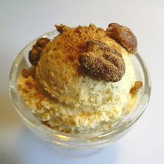 Browned Butter Ice Cream with Butter Roasted Pecans | Community Post: 12 Homemade Ice Cream Recipes You'll Want To Make All Summer Long