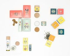 Minoan Spora on Packaging of the World - Creative Package Design Gallery