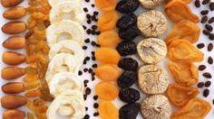 Como desidratar frutas no microondas