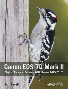 Canon EOS 7D Mark II.  Este libro es la mezcla perfecta entre guía de usuario y curso de fotografía; un volumen ameno sobre el manejo de la cámara así como de los principios fundamentales de la fotografía. Está escrito por Jeff Revell, un experto en el mundo Canon. Aprenda a trabajar con la excelencia de los profesionales y extraiga de su Canon todo el potencial que posee.