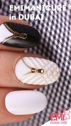 Nails design white website ideas for 2019 Cute Nail Art Designs, French Nail Designs, White Nail Designs, Beautiful Nail Designs, Beautiful Nail Art, 3d Nail Art, 3d Nails, Cool Nail Art, Nail Nail