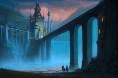 Castle by Patrick Horan