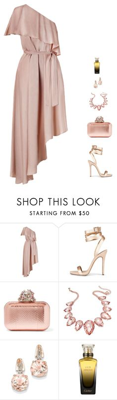 """fashion night out"" by candynena228 ❤ liked on Polyvore featuring Zimmermann, Jimmy Choo, Thalia Sodi, BillyTheTree and Cartier"