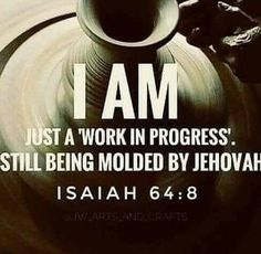 """Jehovah is """"the incomplete work still in progress"""" of every false witnesses' idea of who the devil they decide is their ultimate """"i am godhead's 'word'"""" vs the immutable Holy Spirit of Way, Truth, Life in His Complete, accomplished WORD! Bible Verses Quotes, Bible Scriptures, Jw Humor, Spiritual Encouragement, Spiritual Thoughts, Bible Truth, Jehovah's Witnesses, Christian Life, Inspirational Quotes"""