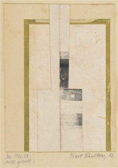 Kurt Schwitters, Global Art, Abstract Sculpture, Art Market, Surrealism, Paper Art, Drawings, Artwork, Artist
