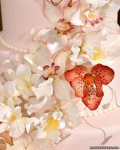 flores de pastillaje