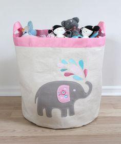 Dotty Hippo - Elephant - Forwalls Nursery Hamper, £40.00 (http://www.dottyhippo.co.uk/elephant-forwalls-nursery-hamper/)
