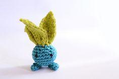 Ravelry: Crochet Baby Oddish Pokemon Pattern pattern by Sandy Chan
