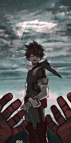 I'm🚫Fine😄Izuku Midoriya • My Hero Academia