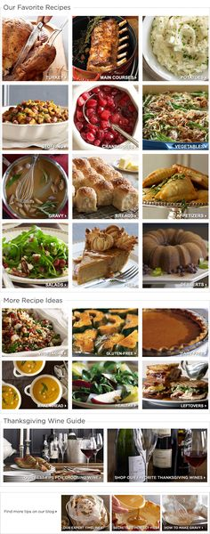 Thanksgiving - Recipes | Williams-Sonoma