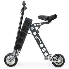 URB-E Foldable Electric Scooters