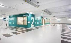 Risultati immagini per parking interior design
