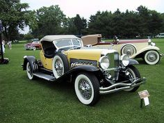 1929 Duesenberg...Brought to you by Eugene #CarInsurance and #HouseofIns.